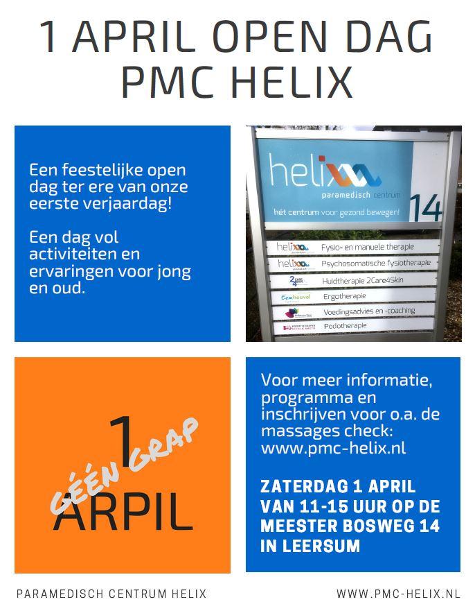 Open dag fysiotherpiae Amerongen en Leersum op de Utrechtse Heuvelrug