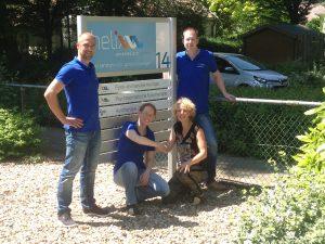 Samenwerking met Astrid Guit van Ergotherapie Eemheuvel, sinds juli in Amerongen en Leersum